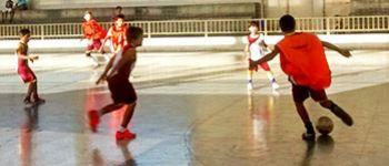 Escolinha de futsal da cidade Macambira � destaque no Agreste Sergipano