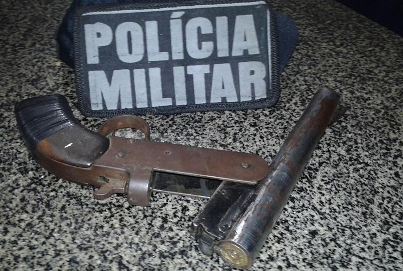 escopeta artesanal