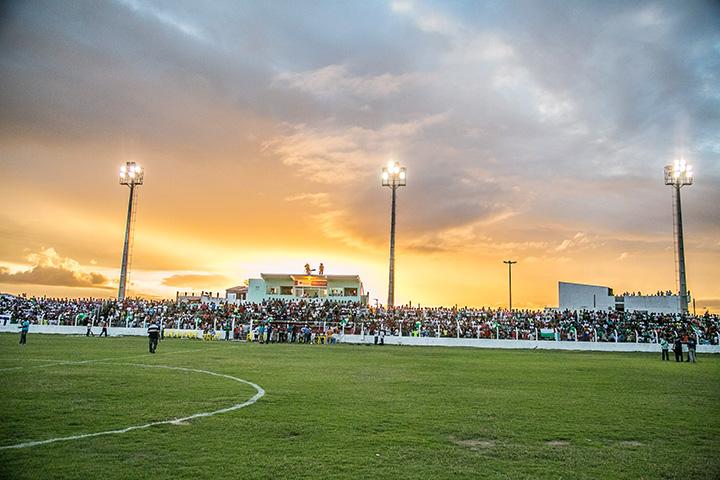 Estádio Brejeirão Tobias Barreto Sergipe