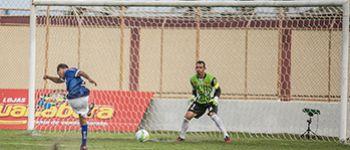T�tulo estadual: Confian�a sai na frente no primeiro jogo decisivo do Campeonato Sergipano