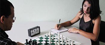Aluna do campus Itabaiana representa o IFS em torneio nacional de xadrez