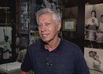 Ex-jogador do Santos e da Seleção Brasileira, natural de Itabaiana, Clodoaldo será homenageado na calçada da fama do Maracanã