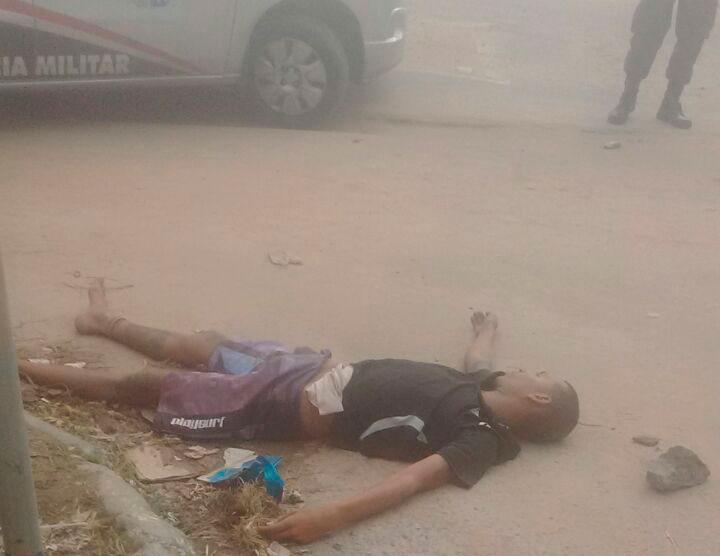 assassinato arma de fogo Aracaju Sergipe