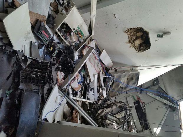 explosão agência BB Arauá Sergipe