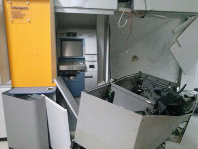 explosões caixas bancos sergipe