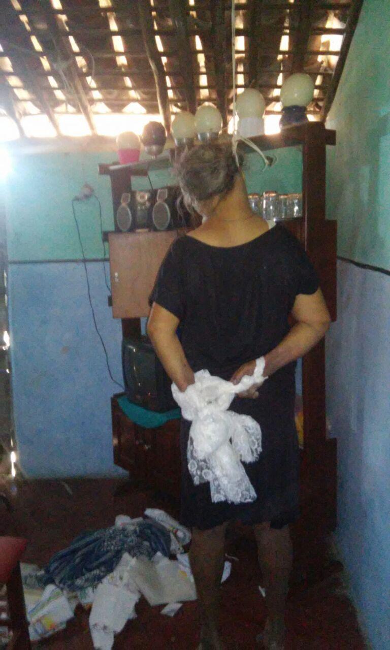 triplo latrocínio Porto da Folha Sergipe