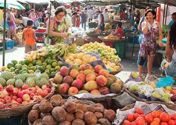 Feira Livre � antecipada em virtude do feriado da Independ�ncia do Brasil