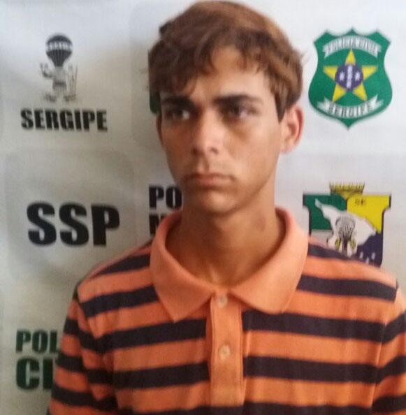 condenado roubo arma de fogo Ribeirópolis Sergipe