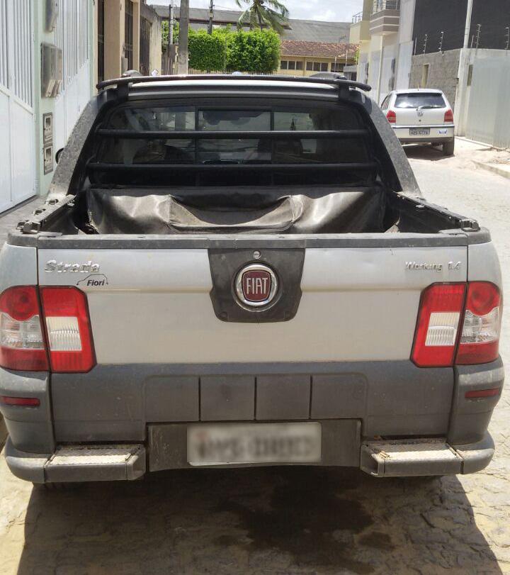 carro roubado em Nossa Senhora das Dores Sergipe