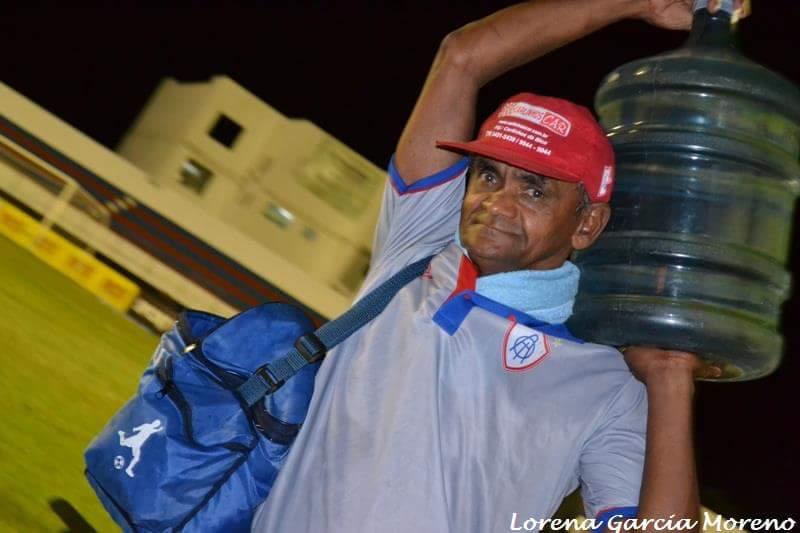 Massagista Associação Olímpica de Itabaiana Sergipe