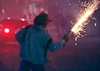 HUSE atende a 73 v�timas de queimaduras provocado por fogos de artif�cios