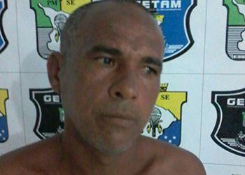 Em Aracaju: Foragido da justi�a do DF � preso pela PM suspeito de matar t�cnica de enfermagem mineira