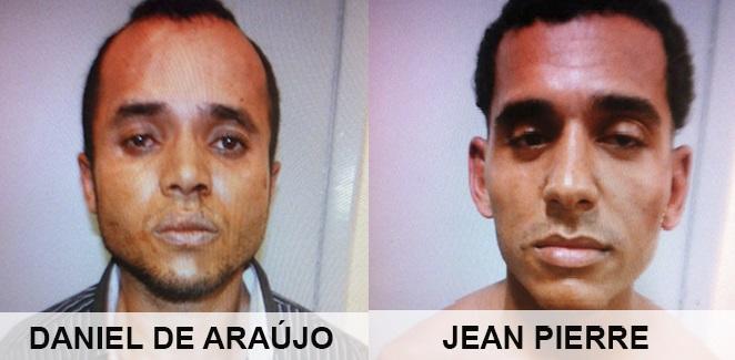 fugitivos cope Aracaju mortos Alagoas