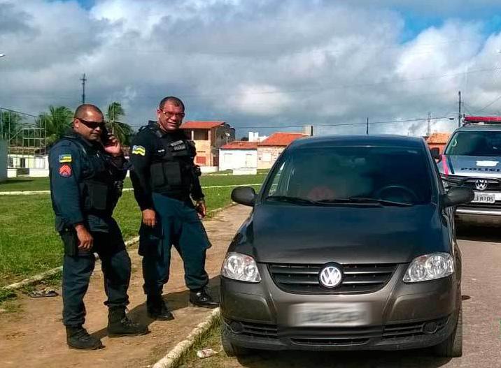 Fox roubado São Domingos Sergipe