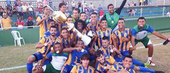 Frei Paulistano conquista título de campeão do Campeonato Sergipano da Série A2