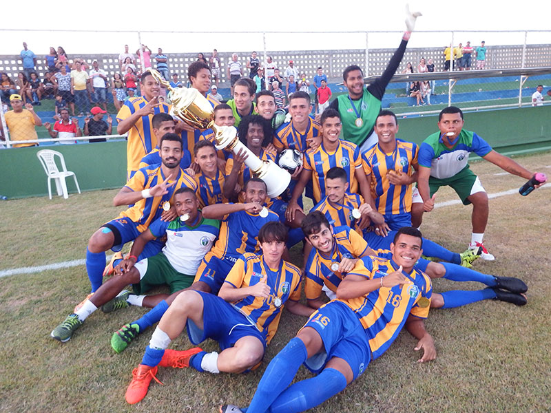 Frei Paulistano Campeão Série A2 2016