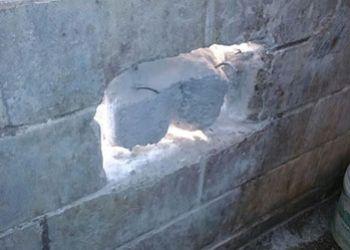 Presos fazem buraco na parede do Cadeião de Nossa Senhora do Socorro e fogem durante a madrugada