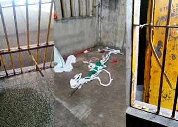 Internos escapam do Complexo Penitenci�rio de S�o Crist�v�o por meio de cordas artesanais