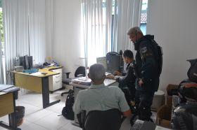 prisão funcionário Detran/SE Aracaju Sergipe