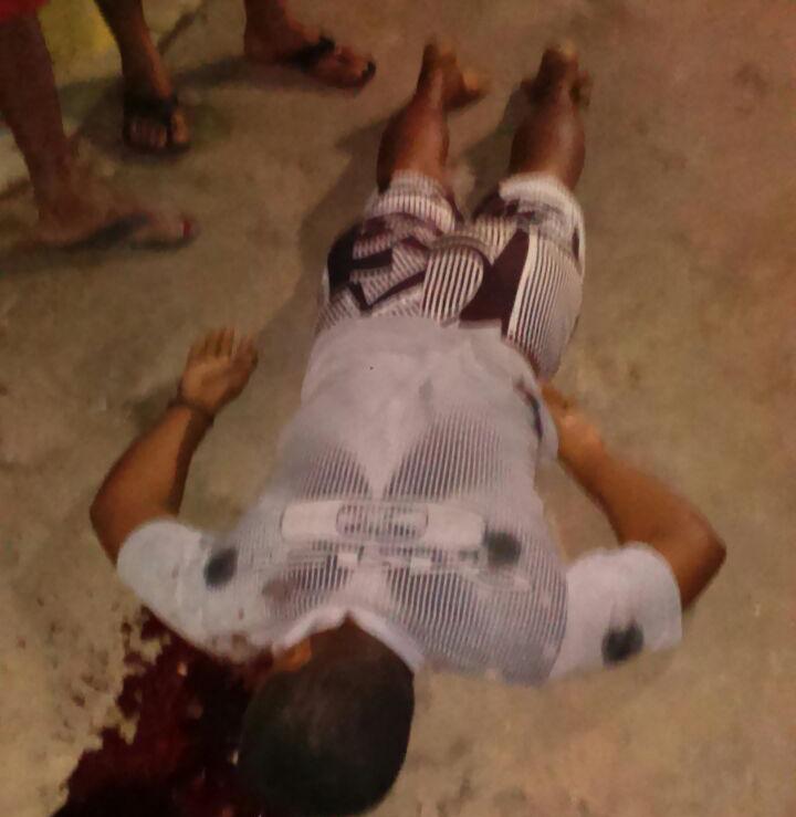 assassinato Estância Sergipe