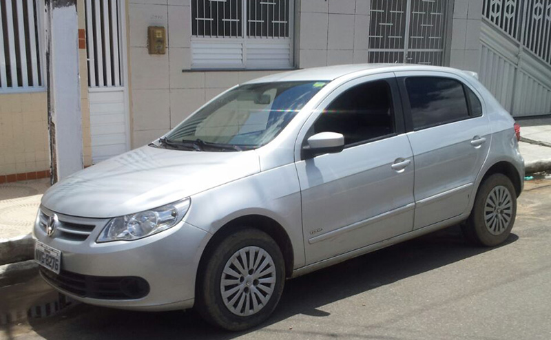 Veículo roubado Areia Branca Sergipe