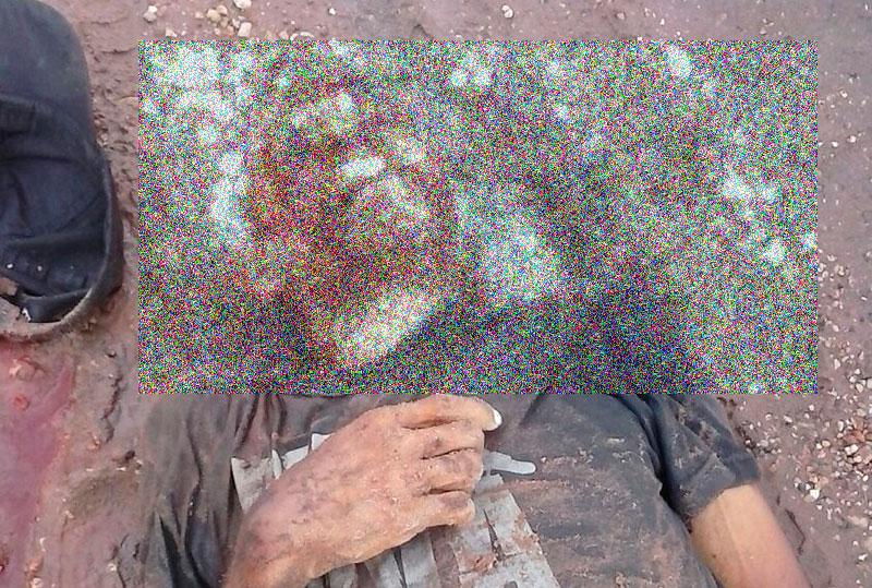 homem morto queda São Domingos Sergipe