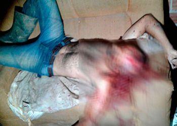 Homem assassinado a golpes de facão na periferia de Itabaiana é identificado no IML
