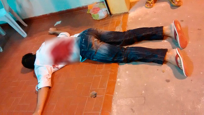 assassinato Igreja Evangélica Poço Verde Sergipe