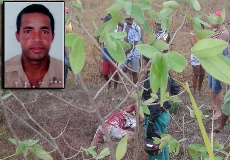 homicídio Fazenda Lagarto Sergipe