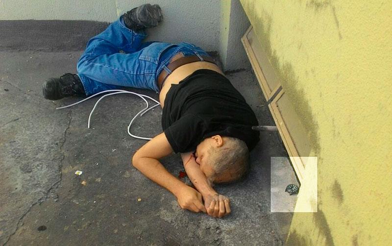 suicídio edifício Futuro Aracaju Sergipe