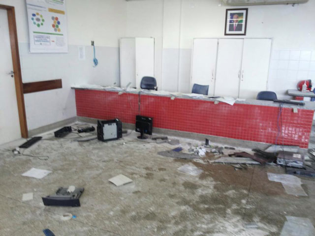 Hospital Regional Lagarto Sergipe