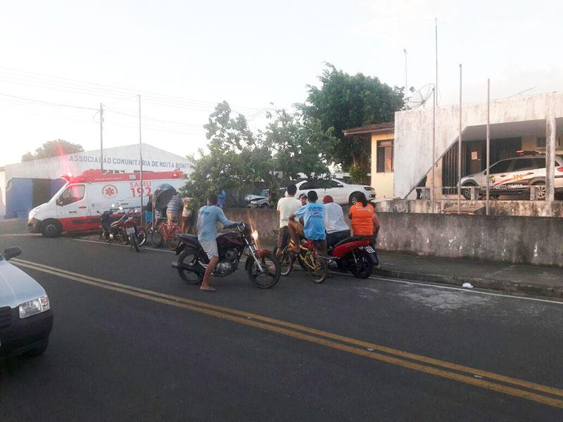 tentativa morte arma de fogo Ribeirópolis Sergipe