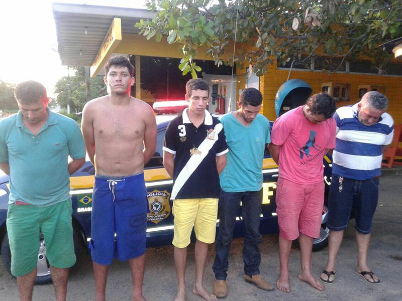 assaltantes carga Itabaiana Sergipe