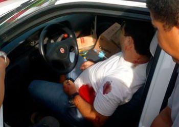 Dono de mercearia é assassinado por dupla em motocicleta ao passar por redutor de velocidade na BR-101, em Laranjeiras