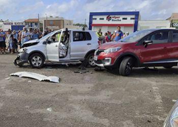 Dono de Restaurante é assassinado a tiros depois de ser perseguido na cidade de Lagarto