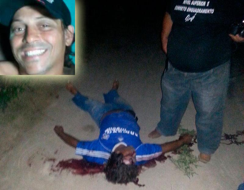 Homicídio Assentamento Areia Branca Sergipe