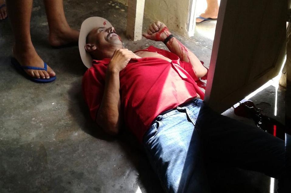 homicídio Ribeiropolis Sergipe Janeiro