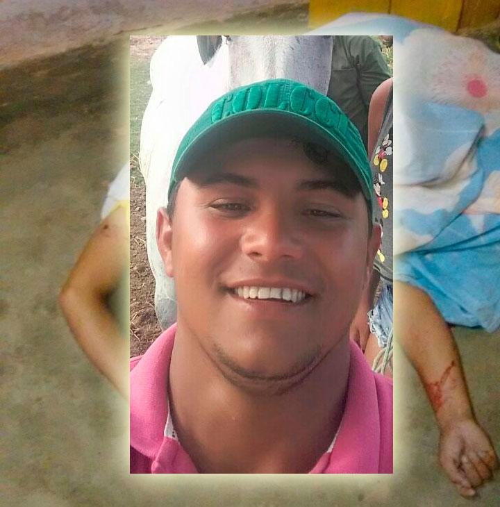 homicídio São Domingos Sergipe