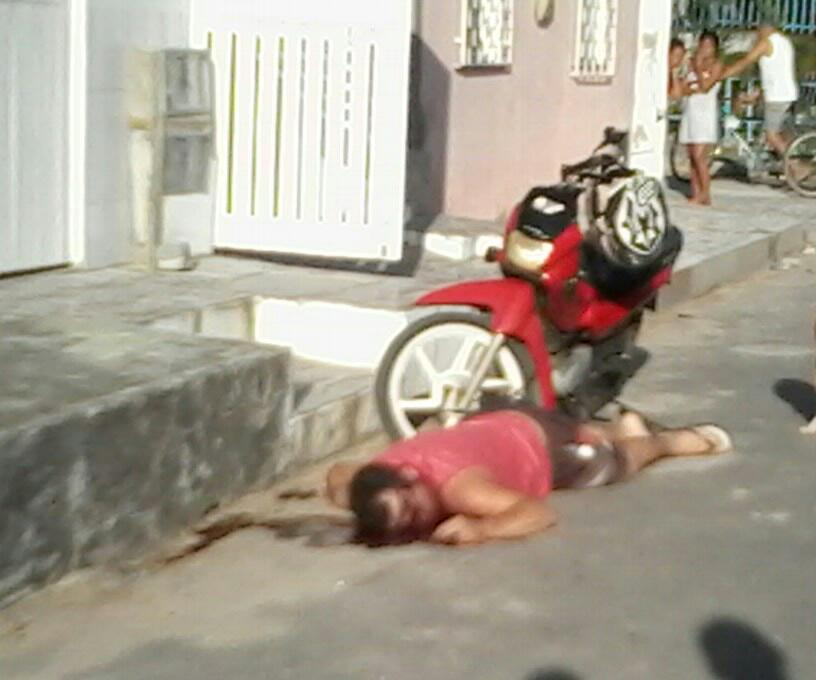 homicídio Barra dos Coqueiros Sergipe