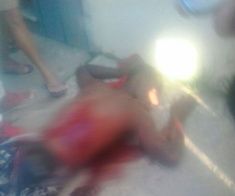 assassinato Campo da Vila Lagarto Sergipe