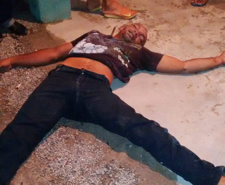 homicídio Lagoa do Forno Itabaiana Sergipe