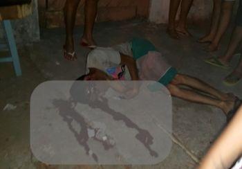 Foragido da justi�a � assassinado a tiros em via p�blica na cidade de Itabaiana