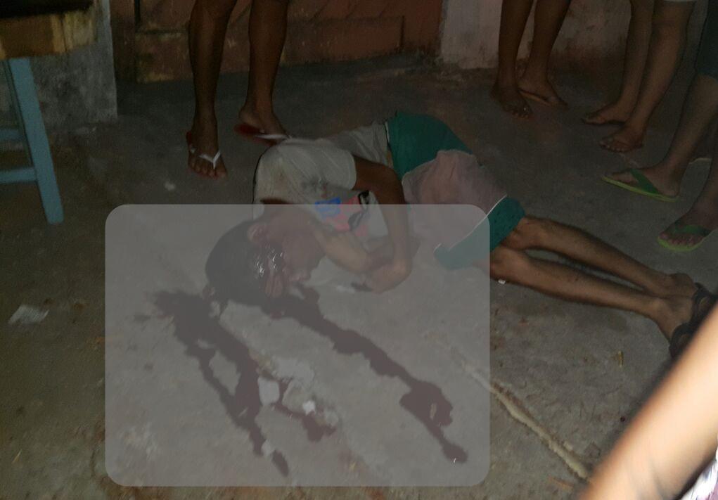 homicídio com arma de fogo Itabaiana Sergipe