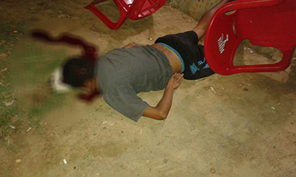 homicídio Mutirão Campo do Brito Sergipe