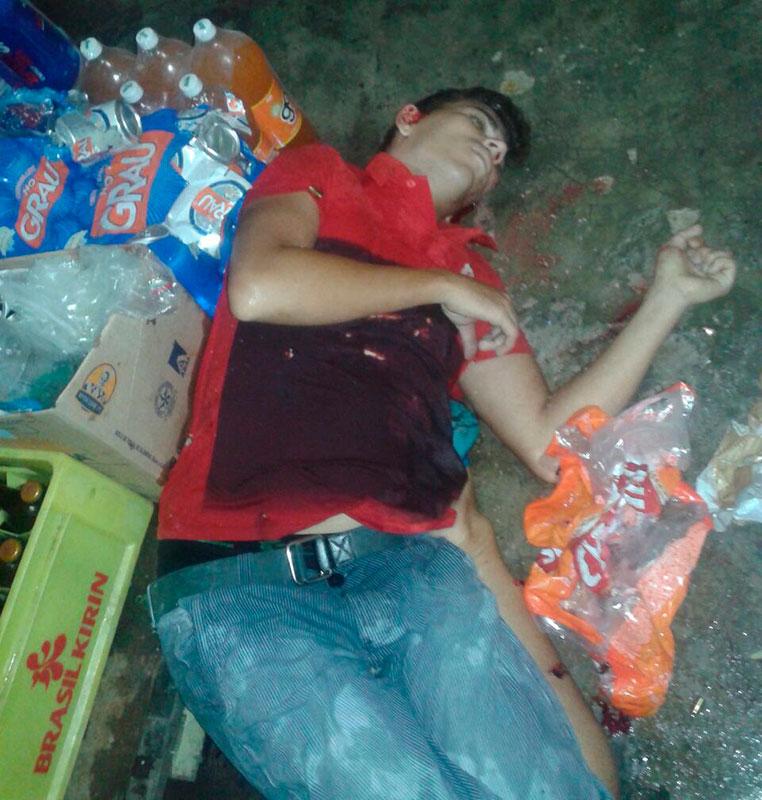 homicídio arma de fogo Sergipe