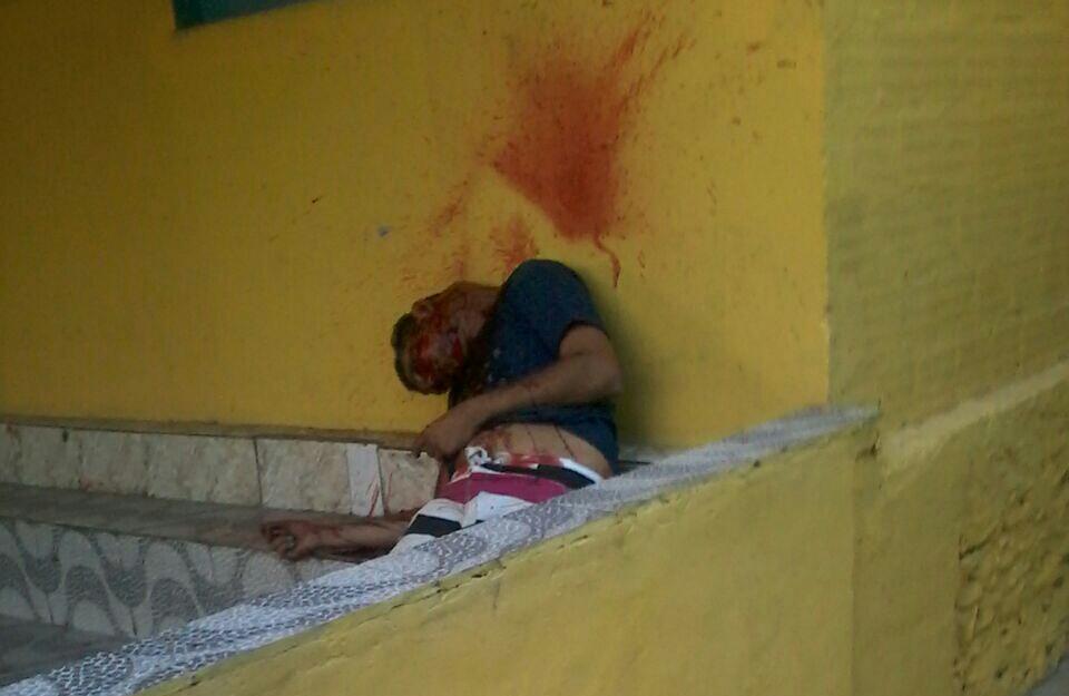 Homicídio pistola 380 ponto 40 Ribeirópolis Sergipe