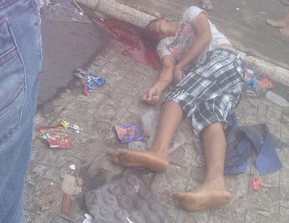 homicídio ribeirópolis