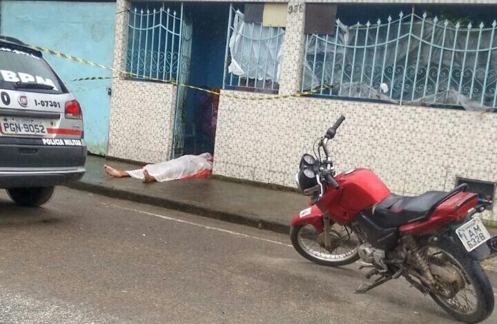 Homicídio Simão Dias Sergipe
