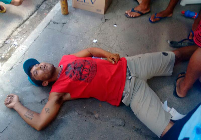 homicídio terminal passageiros Itabaiana Sergipe