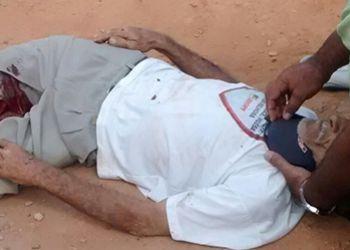 Ap�s sofrer graves les�es em acidente na BR-235, idoso morre em hospital da capital sergipana